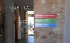 El PSOE denuncia que Sacyl usa el hospital de la Santísima Trinidad como «sucursal»