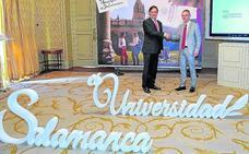 El Consistorio y la USAL se unen para atraer a nuevos estudiantes y llegar a los 40.000