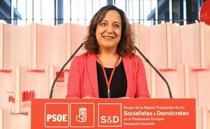 La vallisoletana Iratxe García, número dos del PSOE al Parlamento Europeo