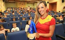 Pablo Pérez ficha a la laureada atleta Carolina García para su candidatura al Ayuntamiento