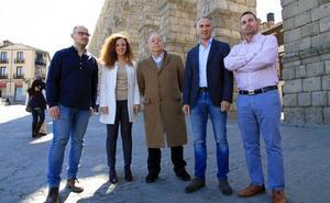 Eduardo Calvo: Tras 17 años fuera de España «en cualquier lugar me sentiría cunero, pero mi DNI es ya de Segovia»