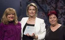 La segoviana Sara Gómez, premio Mujer y Tecnología, reconoce que lucha a diario contra «el muro de corbatas»