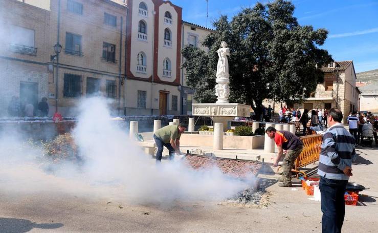 Fiesta de la Matanza en Castrillo de Don Juan