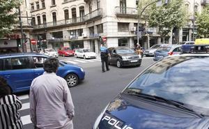 Herido un joven de 18 años tras otra pelea de madrugada en la Gran Vía de Salamanca