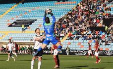 Victoria del Salamanca CF UDS ante el Pontevedra