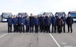 El 73% de los autobuses públicos de Salamanca, propulsados por gas