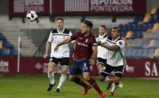 El Salamanca CF, en busca de la tranquilidad o el nerviosismo ante el Pontevedra