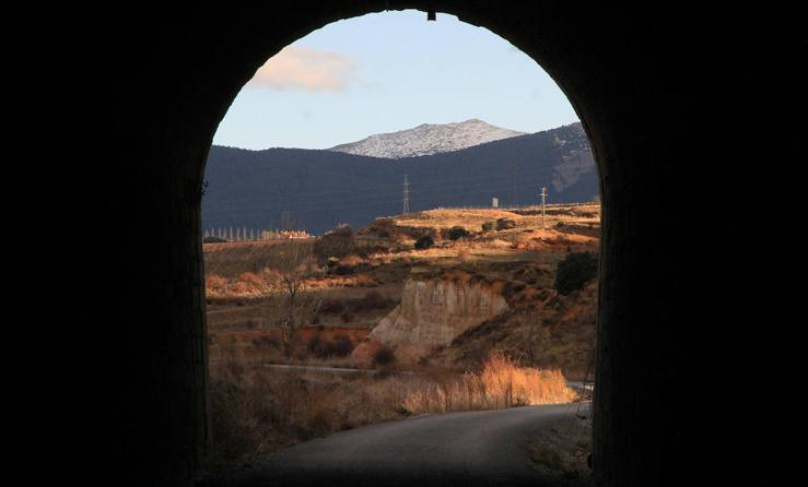 Camino Natural Vía Verde del Valle del Eresma