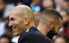 Zidane devuelve la armonía al Real Madrid