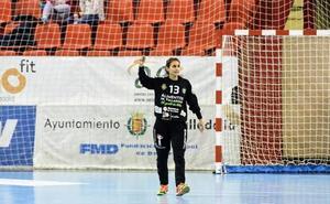 Lulu Guerra, mejor jugadora de la jornada de la Liga
