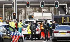 El tiroteo en Utrecht, en imágenes