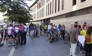 Juicio el martes al camionero que atropelló a dos ciclistas en la Ronda Exterior de Valladolid