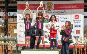 La Escuela Promesal logra dos victorias en Villalbilla de Burgos