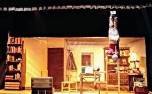 'Titiriqueros', diez años llenando de artes escénicas el teatro León Felipe de Sequeros