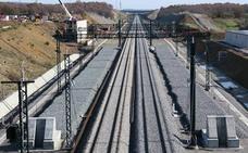 Ejecutada la parte más complicada de las obras de la estación del Ave de Sanabria