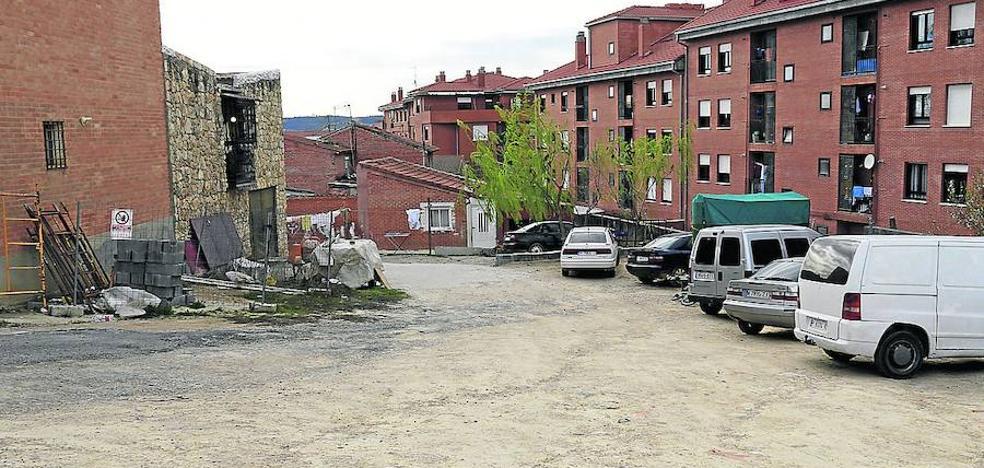 El barrio del Cristo de Palencia reclama inversiones con urgencia