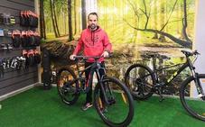 La pasión por la bicicleta como medio de vida