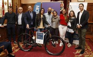La Unión Europea premia a Palencia por promover el uso de la bicicleta