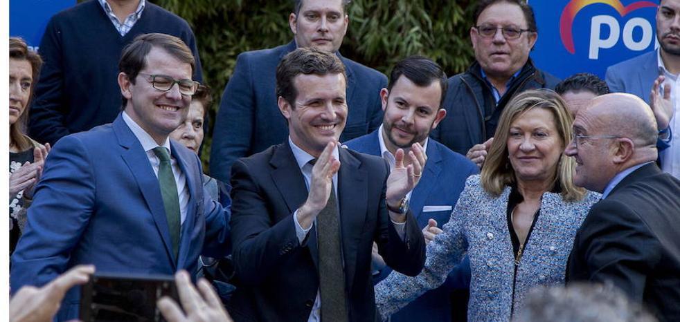 Casado sopesa que candidatos a alcaldías como Del Olmo entren en listas del Senado