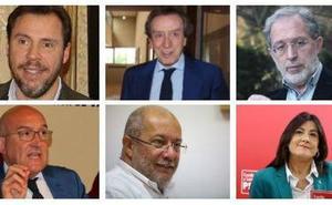 Optimismo comedido del PSOE de Valladolid por el sondeo que le da hasta 13 ediles