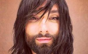 Conchita Wurst, irreconocible tras un radical cambio de 'look'