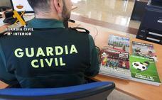 La Guardia Civil de Palencia alerta de un fraude en anuncios de una supuesta revista de la Benemérita