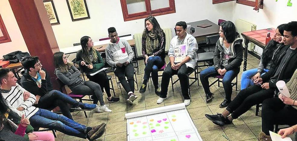 Arraigo cultural para los jóvenes inmigrantes