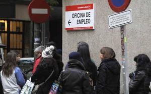 España, a la cola de Europa en empleos vacantes