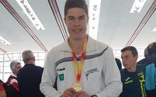 El salmantino David Requejo logra la medalla de oro en el Nacional sub-16
