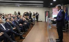 Homenaje de El Norte de Castilla al municipalismo