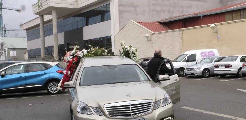 El hijo del dueño de la funeraria El Salvador prepara una fianza hipotecaria para salir en libertad
