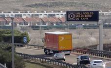 Valladolid estudia limitar la velocidad en las rondas antes de cortar el centro por contaminación