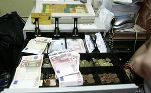 El salario medio subió 14,74 euros en Castilla y León en el cuarto trimestre de 2018, hasta 1.832