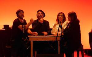 El grupo Mayalde llena el auditorio