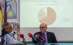 La edad media de la mujer adicta al alcohol en Valladolid se sitúa en los 40 años