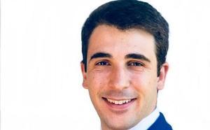 El ingeniero Manuel Hernández Muñoz, candidato al Congreso por Ciudadanos en Ávila