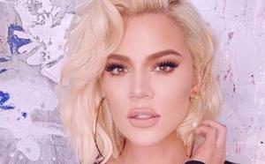 El posado sin ropa interior de Khloé Kardashian que ha incendiado las redes