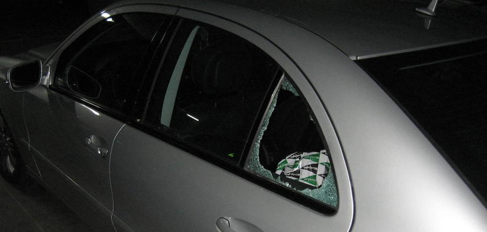 Detenido en Valladolid un joven de 22 años tras robar una moto y en el interior de seis coches