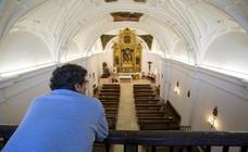 Apertura de la ermita de San Isidro de Valladolid