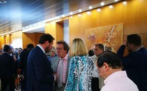 Puente califica a De Santiago-Juárez de «candidato en la sombra» del PP a la Alcaldía de Valladolid