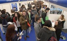 La Universidad de Valladolid reúne a 34 empresas para facilitar el empleo de los estudiantes