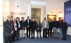 Jerónimo Prieto vuelve al seminario de Ciudad Rodrigo