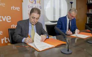 La Usal y RTVE crean una cátedra sobre emprendimiento tecnológico en el sector mediático
