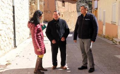 Urnas por anticipado en el municipio vallisoletano de Bocos de Duero