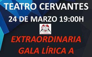 El Cervantes acoge el domingo una gala a beneficio de Familiares de Alzheimer