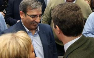 El PP compensa a Sanz Merino tras apearle 'in extremis' de la candidatura a la Alcaldía de Segovia