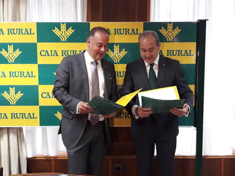 Caja Rural de Zamora aumenta su beneficio en un 21,5%, hasta los 20,1 millones de euros