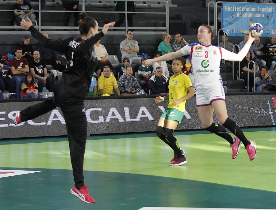 Brasil 27 - 29 Serbia