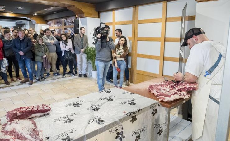 Jornadas Meat Attack en Valladolid