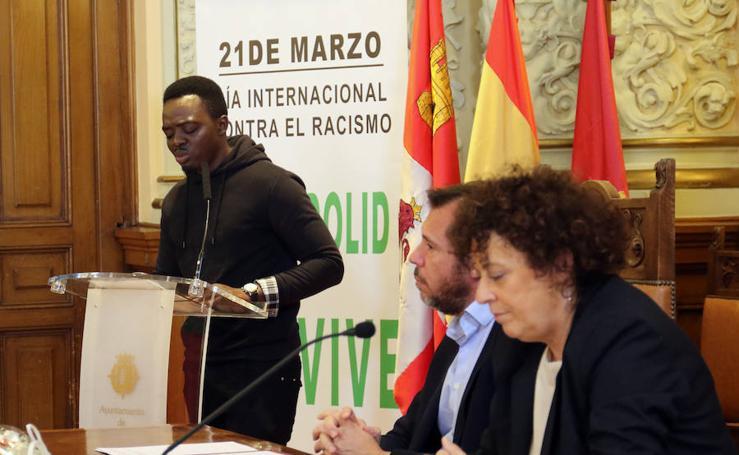 Día Internacional contra el Racismo en Valladolid
